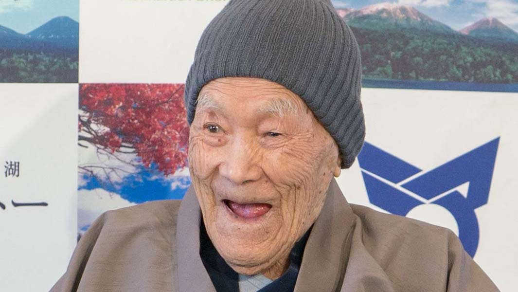 Oldest Living Masazo Nonaka