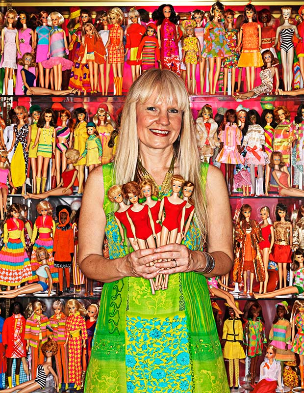 Largest Barbie Collection 1