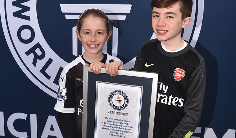 Guinness World Records Live Events