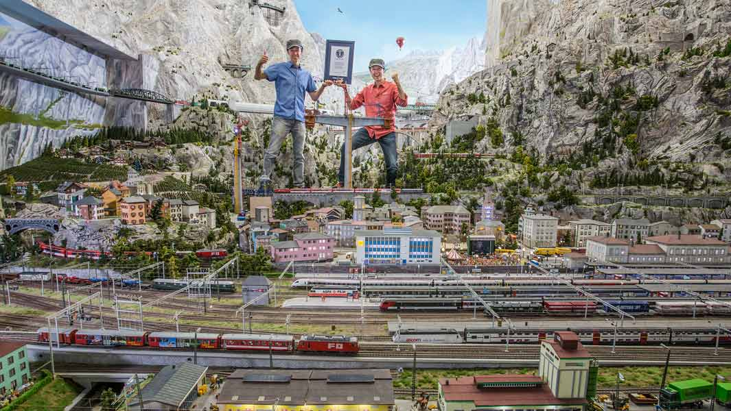 Largest-model-train-set