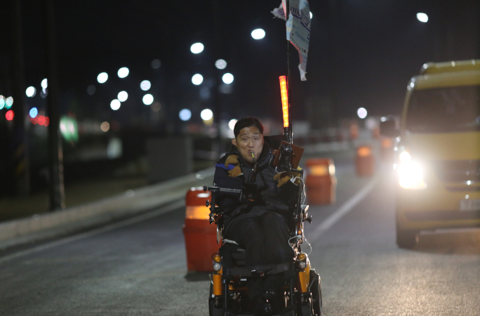 greatest-distance-in-mouth-controlled-wheelchair-night-time