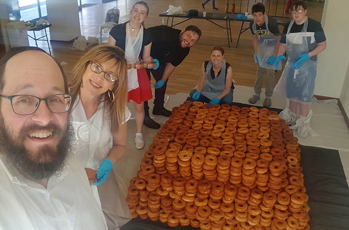 selfie-with-base-of-doughnut-stack.jpg