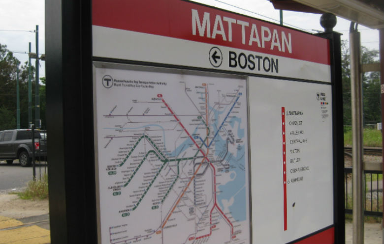 Fastest time to travel to all Boston subway stations